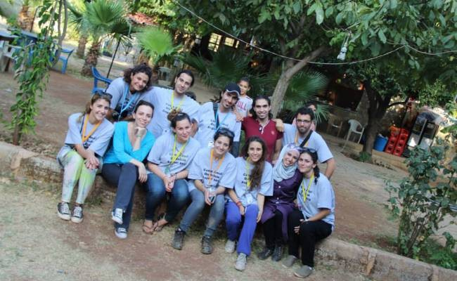 camp-amal-ou-salam-volunteers