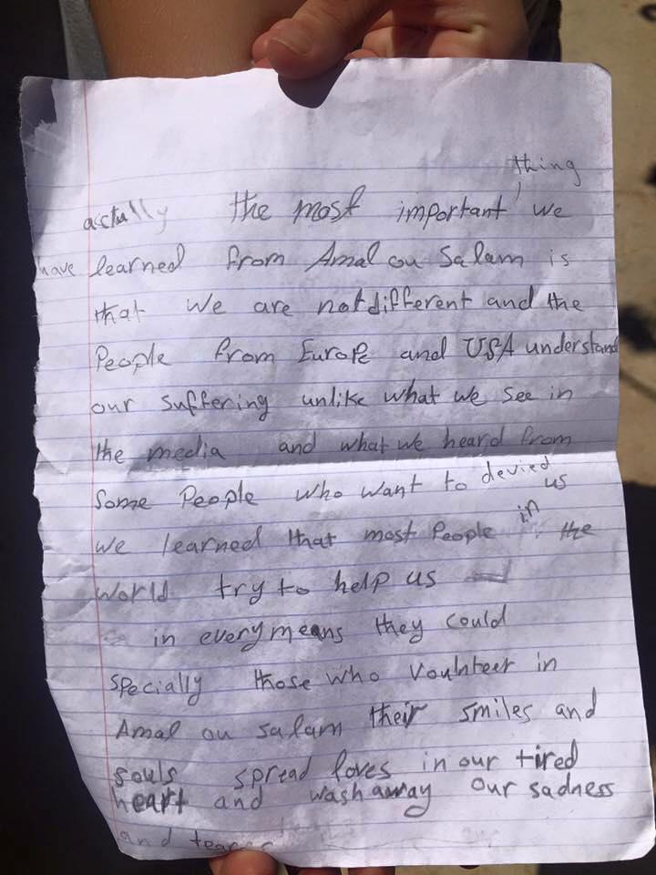 Anwar's letter 1 di 2